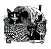 Der Katzenkorb